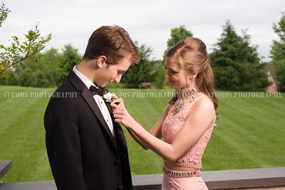 Andora and Mason Prom