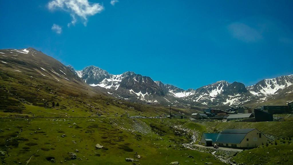 Ski Resort in Andorra Pyrenees
