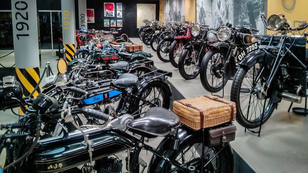 Canillo Motorcycle Museum