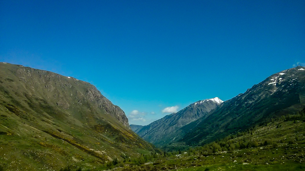 Drive from Toulouse to Andorra