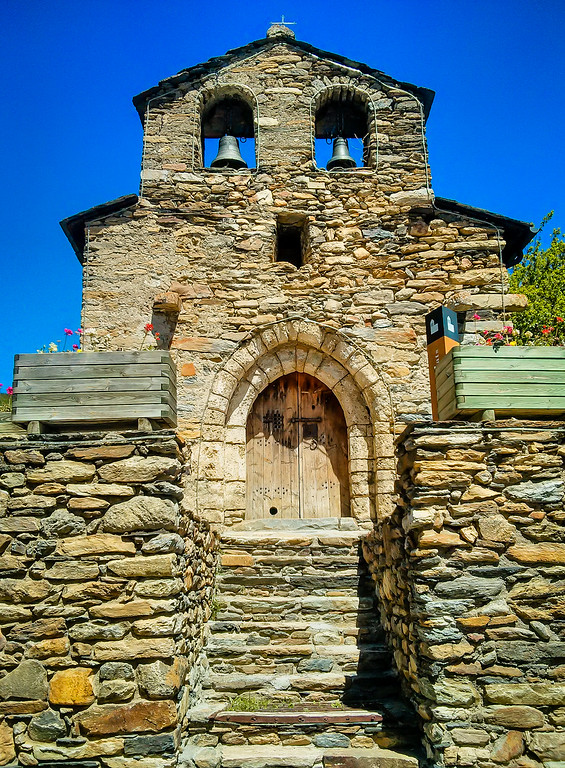 Saint Michael's Church in Prats