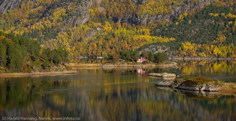 Efjord, høst