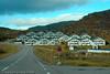 Boligkompleks nær Riksgrensen/Lapplandia, kalt Marie Pigg.