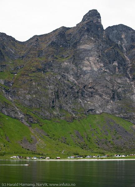 Senja, Mefjordbotn.
