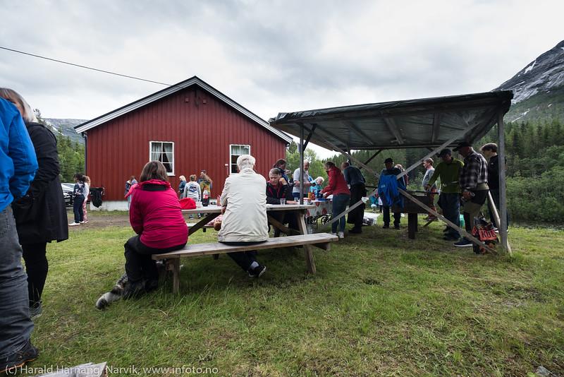 St. Hansaften, Ungdomshuset i Skjomdalen, 23. juni 2019