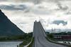 Bru til Risøyhamn, Andøya.