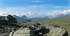 Tur til NOTs hytter ved Skoaddejavvre på Skjomfjellet, Narvik kommune.