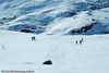 Bjørnfjell, Skigåere såvidt inne i Sverige
