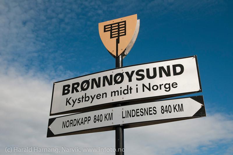 Midt i Norge