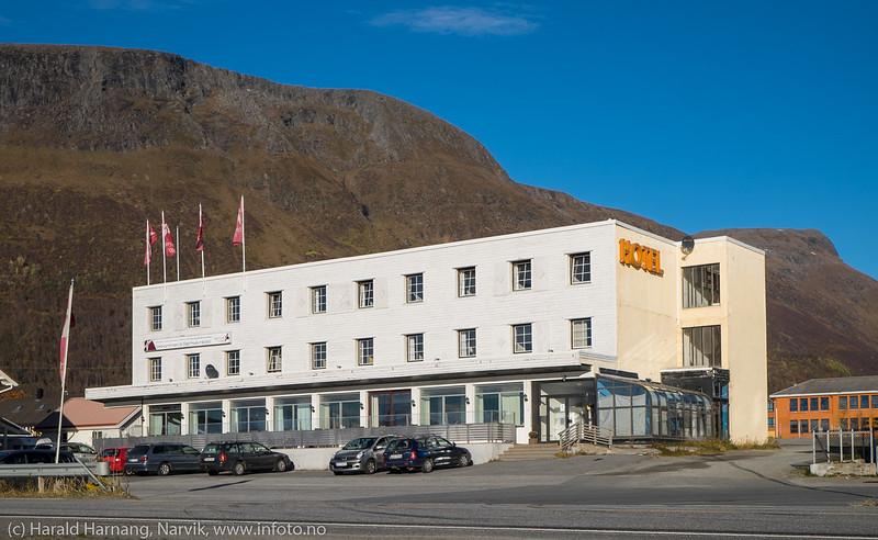 Bjerkvik,  17. oktober 2017