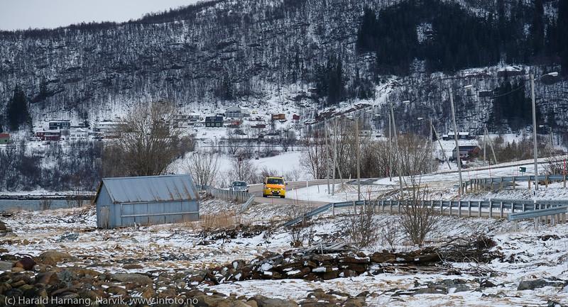 Håkvik, 30. mars 2020