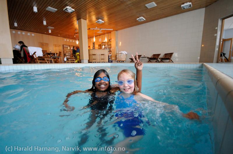 Svømmebasseng Riksgränsen, Nordpoolen.