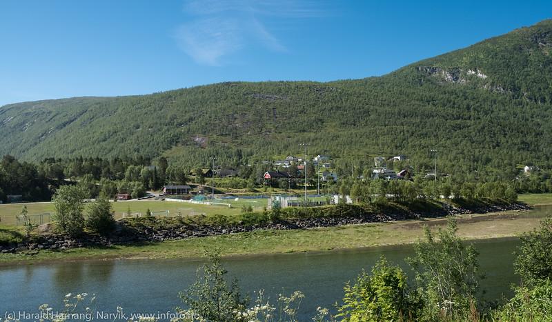 Beisfjord 11. juli 2018