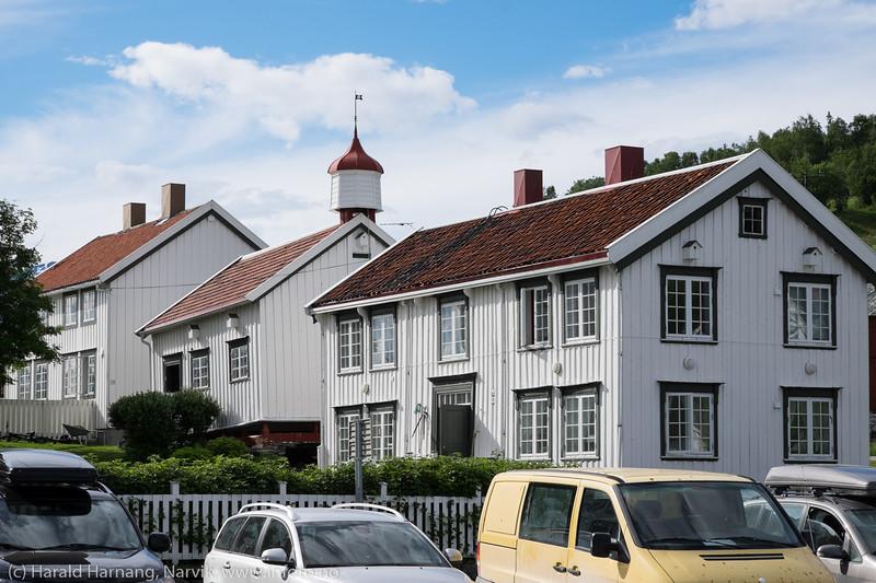 Handelsstedet Havnnes på Uløya i Nordreisa kommune i Troms fylke.