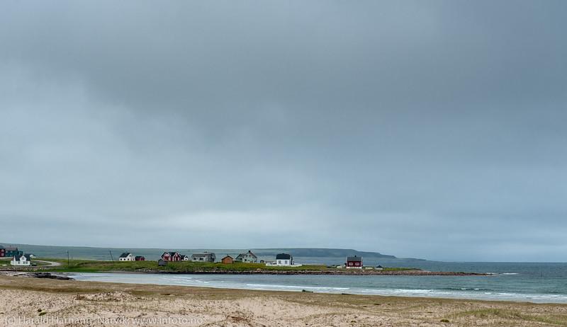Øst-Finnmark juli 2014