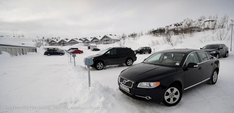Mange nordmenn har kjøpt leilighet i Riksgrenseområdet og på Katterjåkk.