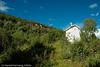 Veggen, fraflyttet område rett ovenfor Narvikhalvøya, tidligere fast bosetting med småbruk. Tidligere en del av Narvik kommune, men siden 1999 utskilt, og nå en del av Evenes kommune. Bårehus og kirkegård  i Veggen.