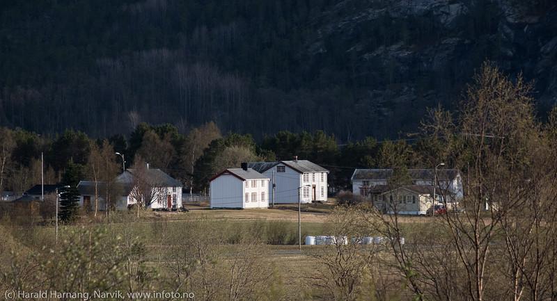 Elvegård, Skjomen, 11. mai 2019
