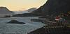 Lofoten sommer 2008. Havskodda kommer fra yttersida, foto fra Henningsvær.