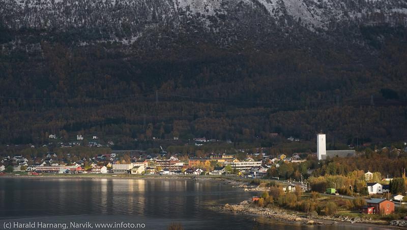 Bjerkvik, 4. oktober 2018