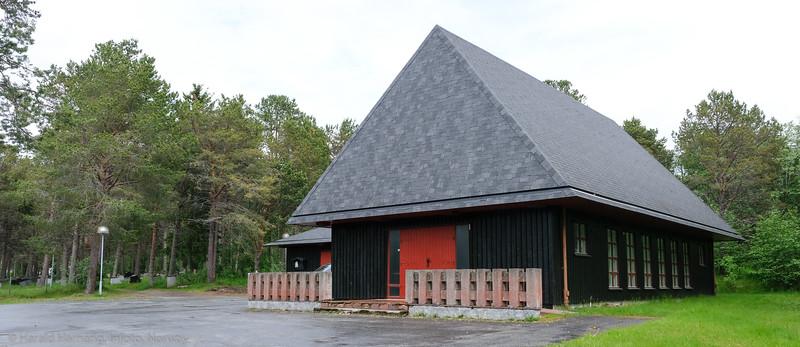 Håkvik kapell