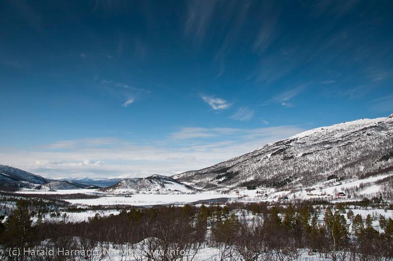 Håkvikdalen. 15. april 2012.