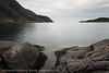 "Nusfjord. Lofoten, juni 2013. Utsikt mot ""innersi'a"""