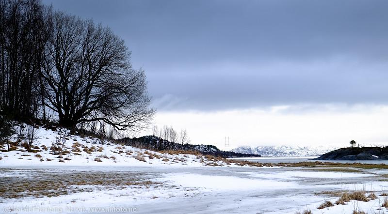 Efjord, Ballangen kommune.