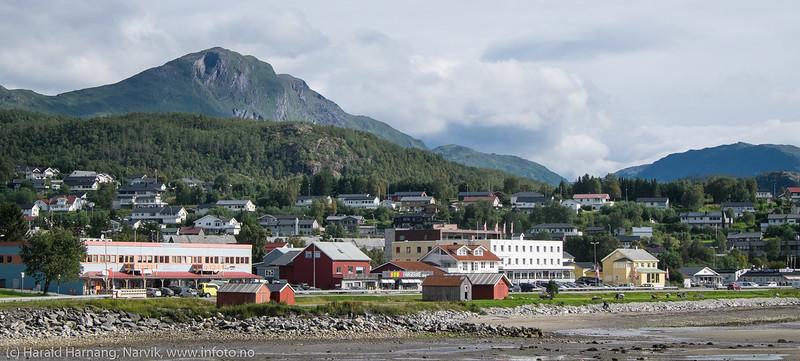 Bjerkvik, 24. august 2017