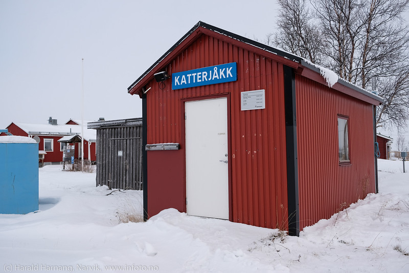 Katterjåkk 5. november 2017