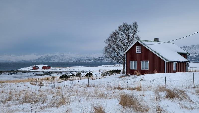 Gammelgården, Skarstad