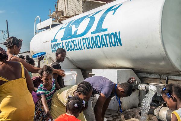 Andrea Bocelli Foundation Haiti