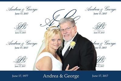 Andrea & George's Wedding 6/17/17