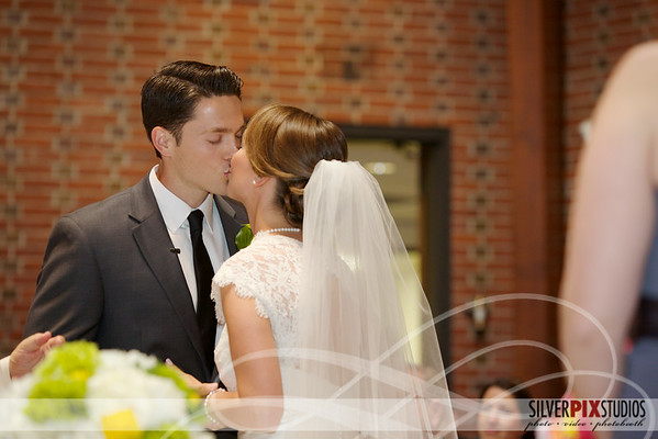Photo Booth Photos Andrea + Thomas Wood