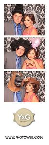 Andrea y Gustavo