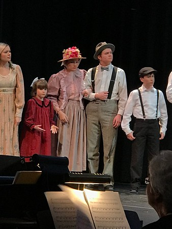 Andrea's The Music Man