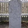 Gen. Howe's marker, as seen on Findagrave