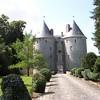Château de la Grange-Bléneau, Lafayette's home from 1802 until his death in 1834
