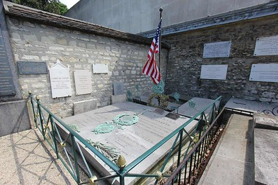 Gen. Marquis de Lafayette Homes * and Grave *