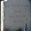 Inscription on Gen. Stark's gravestone