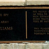 Plaque on the base of the monument. See the next two photos for detail.