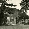 The Staats Hammond House, as seen in 1931. The house is now gone.