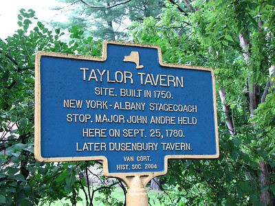 Taylor Tavern / Hollman House Site
