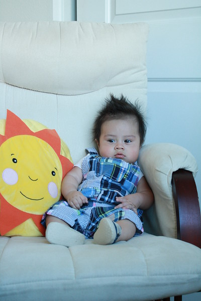 Andres 4 Months