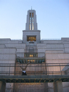 Andres Calderon - LDS Conference Center - Salt Lake City, Utah