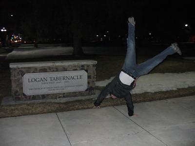 Andres Calderon - Logan Tabernacle - Logan, Utah