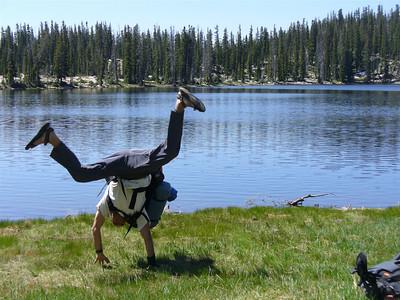 Andres Calderon - Island Lake, Utah - July 2008