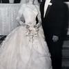 1957 Oct 5 Wedding Photo of Richard Andres and Catherine T Reitz