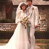 1981 June 20 Wedding Photo of Kathryn Andres and Gerald C Molidor Jr.