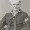 1951 or 1952 Richard M Andres  TMSN Sasebo Japan USS Piedmont AD 17